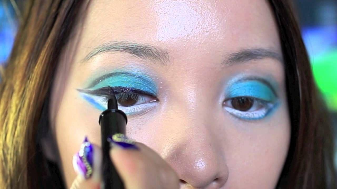 hatsune miku makeup makeup