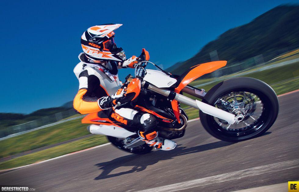 2014 KTM 450 SMR Ridders