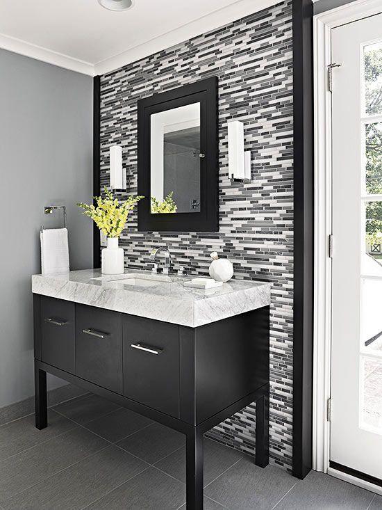Modern Bathroom Sink Design Ideas