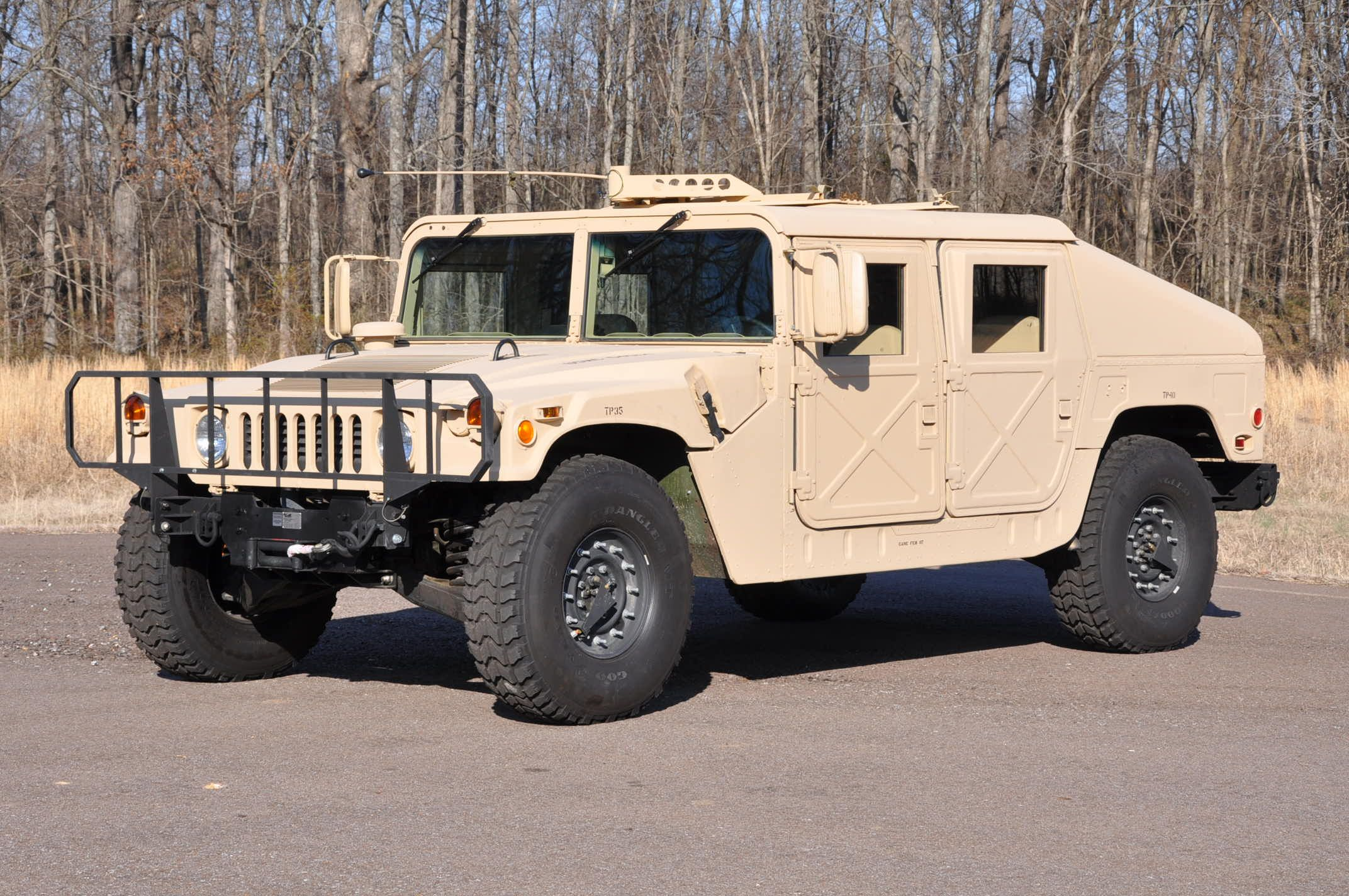 Hummvee hummer h1everyday carrymilitary