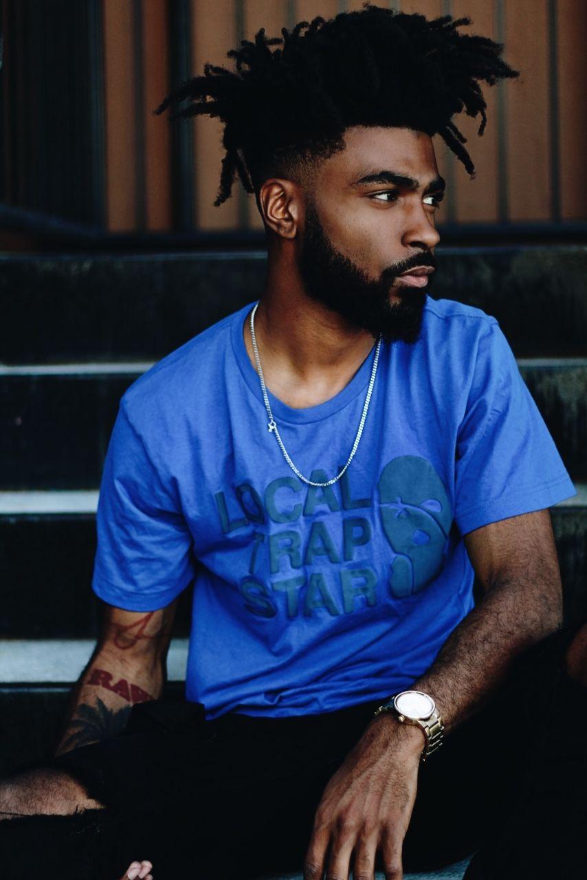 Types of fade haircuts for black men kennykfromdaa low life uclack of worriesud  kinkynproud  hair ideas