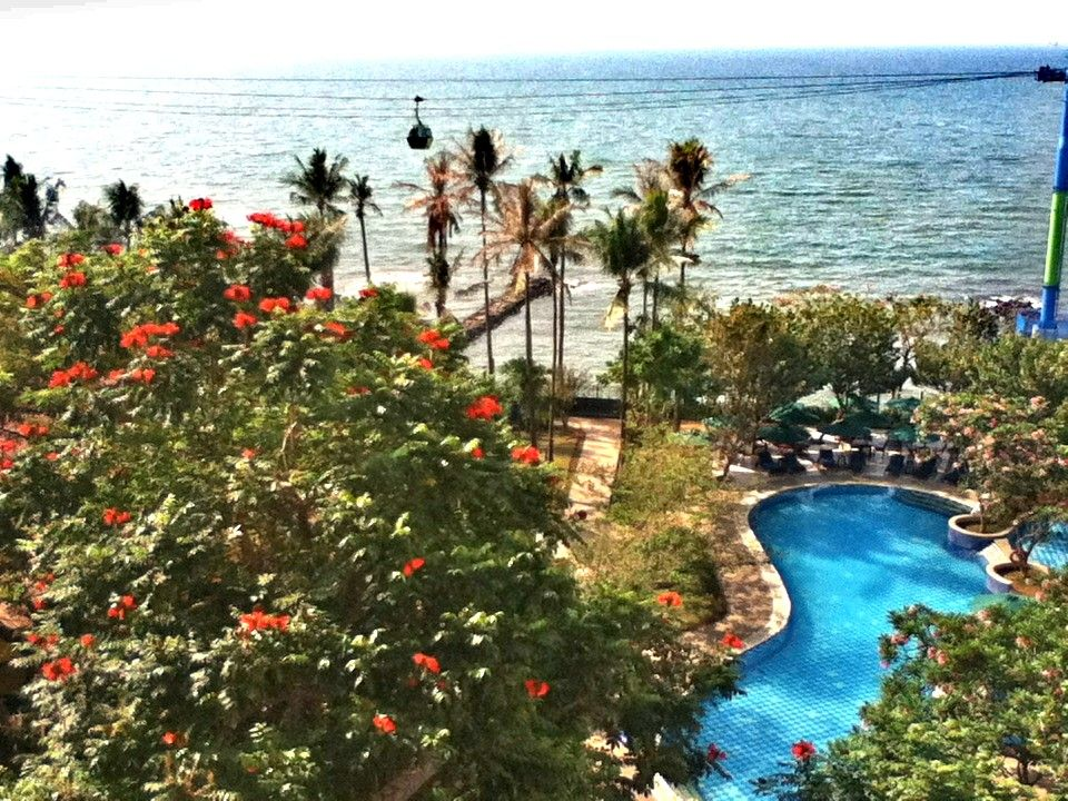 Mercure Hotel Pool Ancol Jakarta Indonesia Indonesia