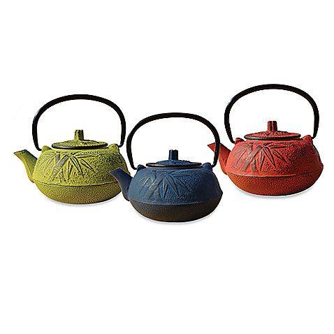 Tetsubin Osaka 20 Ounce Cast Iron Tea Pots With Infuser Cast Iron Tea Pot Tea Pots Tea