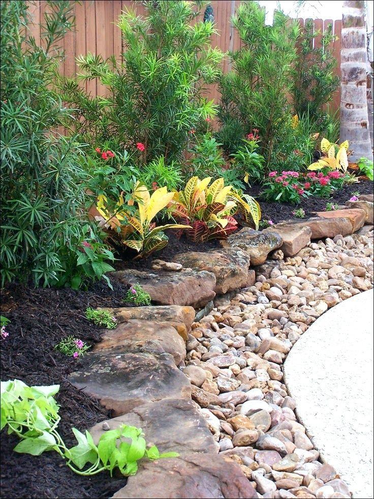 Image result for rock garden zone 8 | Backyard garden ...
