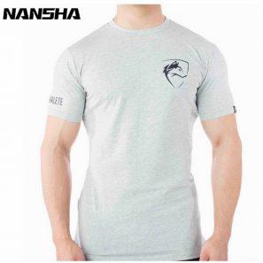 Stringer Gyms T Shirt Mens Tshirts Gym Outfit Men Printed Shirts