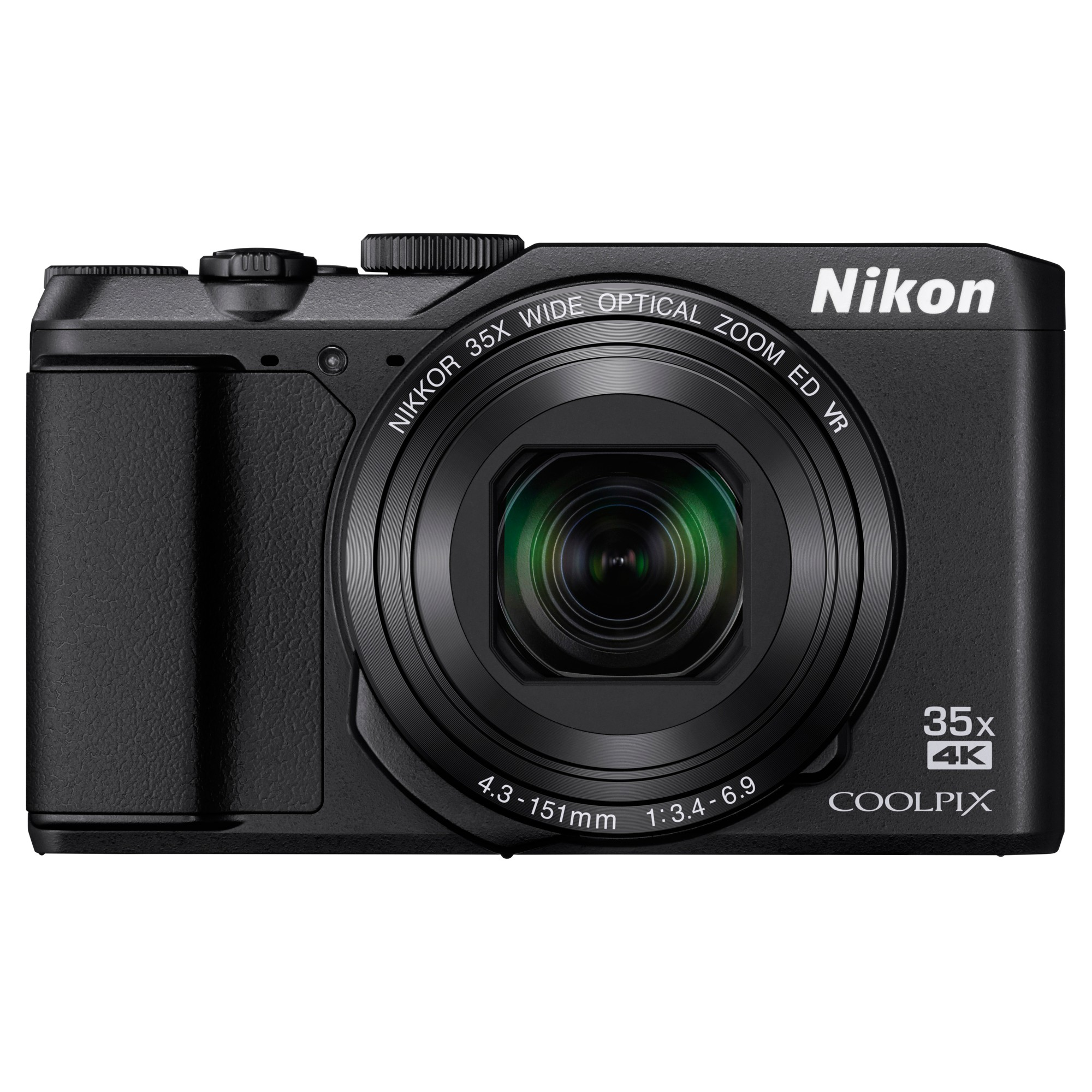 Nikon Coolpix A900 pact Camera Black