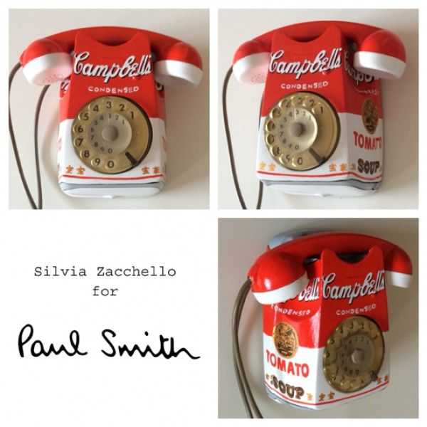 telefono Campbell's 1