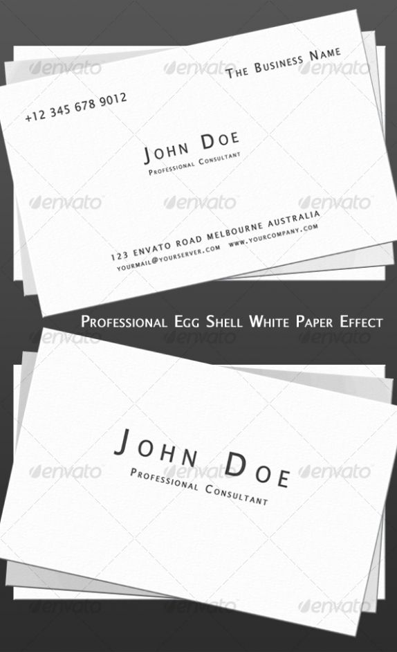 Professional Old School Visit Cards Templates Best Namecard