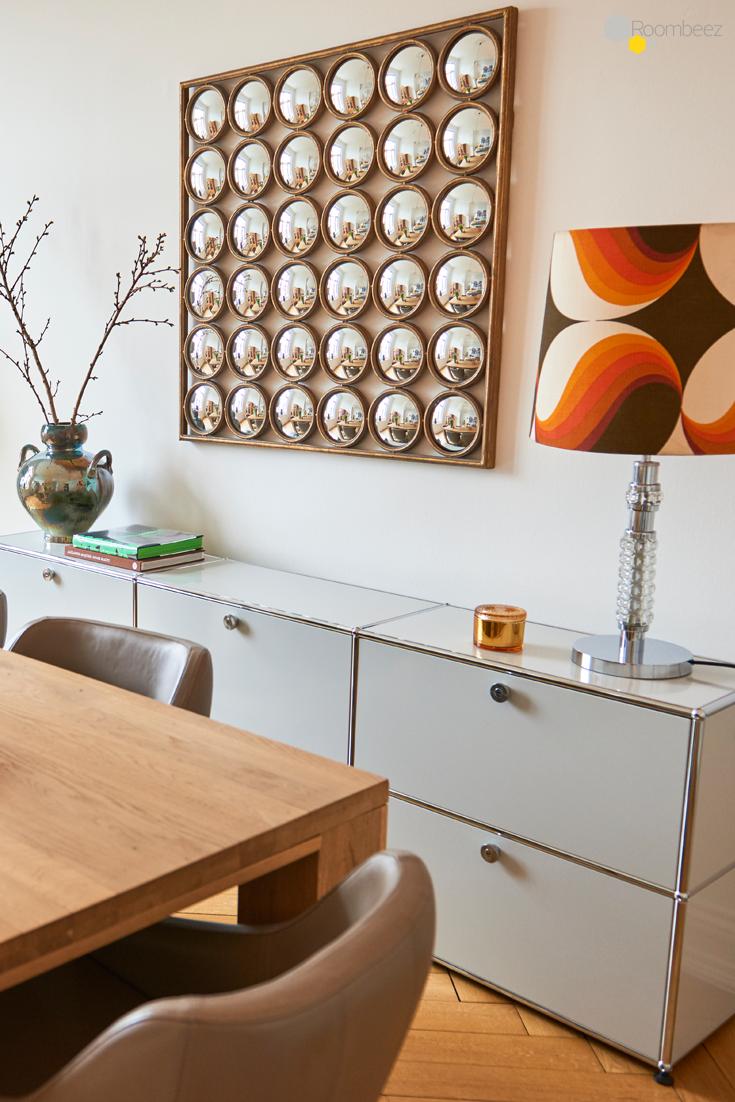 Esszimmer dekor wohnung homestory hamburg modern wohnen mit retrochic und altbaucharme