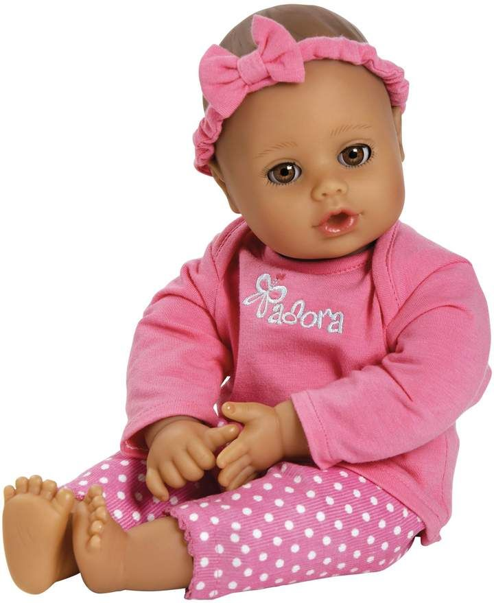 Adora 13Inch PlayTime Baby Girl Doll in Pink