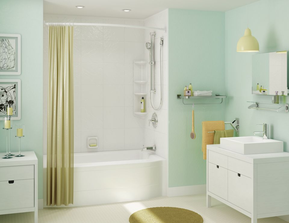 Mint Is A Soothing Color For Bathroom Walls A Great Choice