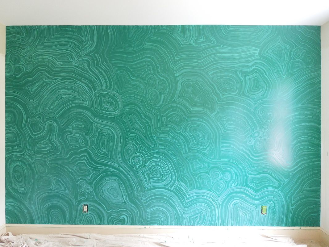 Faux Painting Walls decorative and faux finishes - jessica jones mural designs - faux