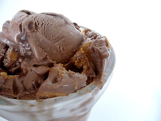 Double Chocolate Peanut Butter Ice Cream Recipes — Dishmaps