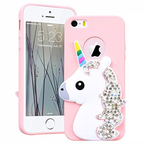 coque iphone xr licorne 3d