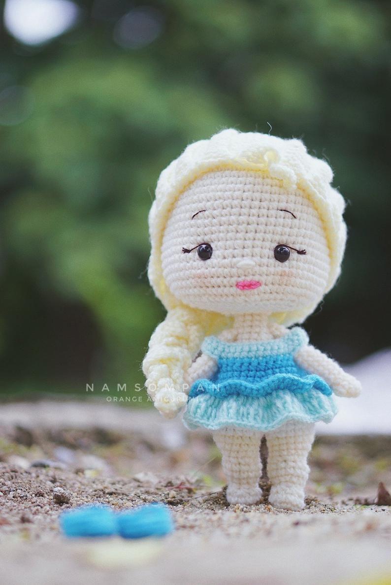 DIY Amigurumi - Corpo Base | Padrão de boneca de crochê, Bonecas ... | 1188x794