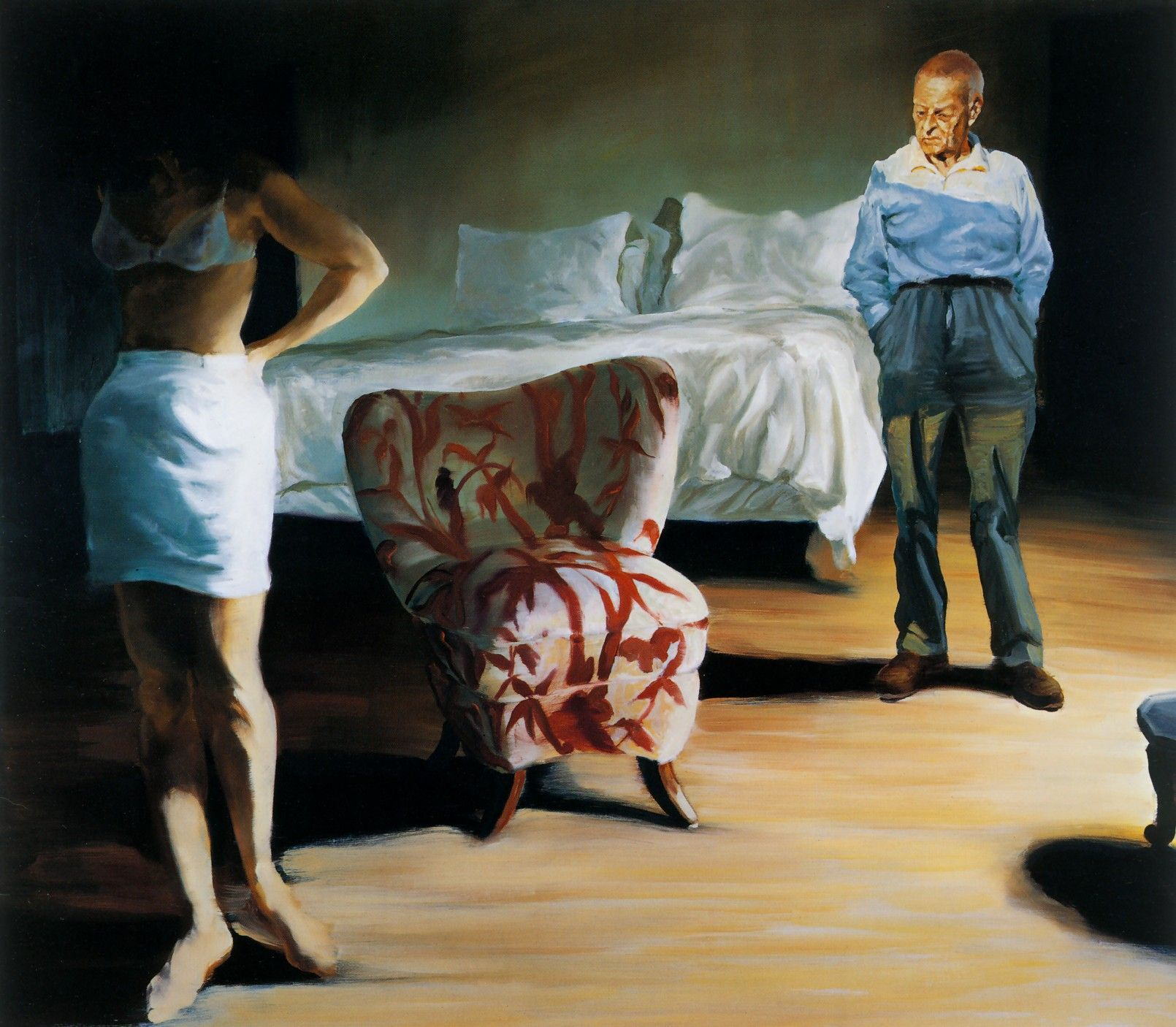 Eric fischl early paintings the image for Eric mural painter