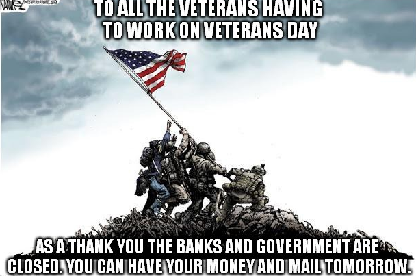 "Happy ""Veterans Day Memes"" Veterans Day Funny Meme For"