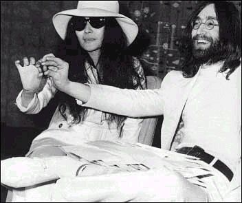 Yoko Ono Wedding Ring John Lennon