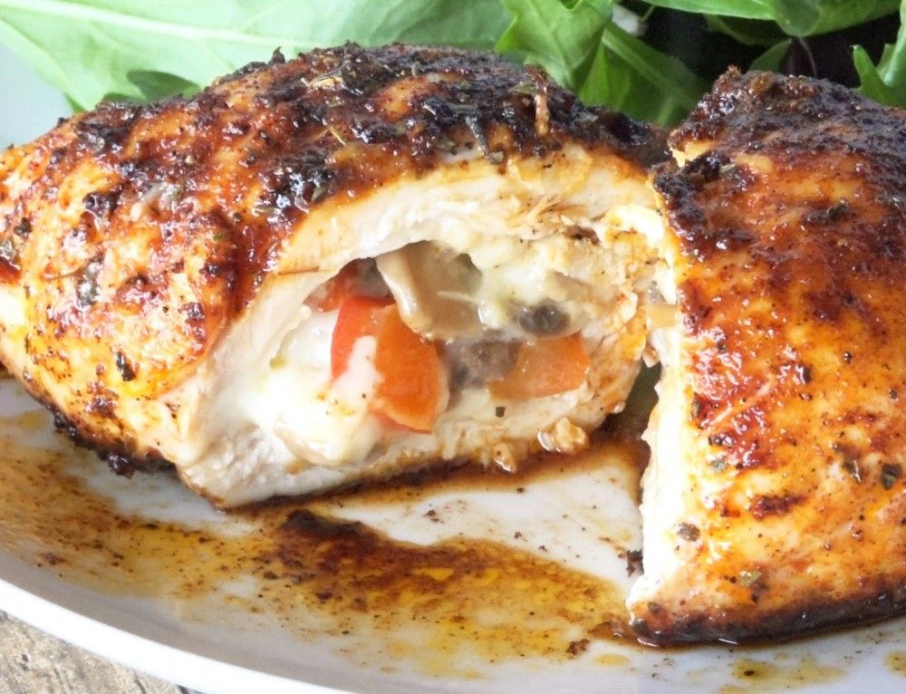 How to make cajun stuffed chicken breasts soul food recipes the stay at home chef cajun stuffed chicken breast find this pin and more on soul food recipes forumfinder Choice Image