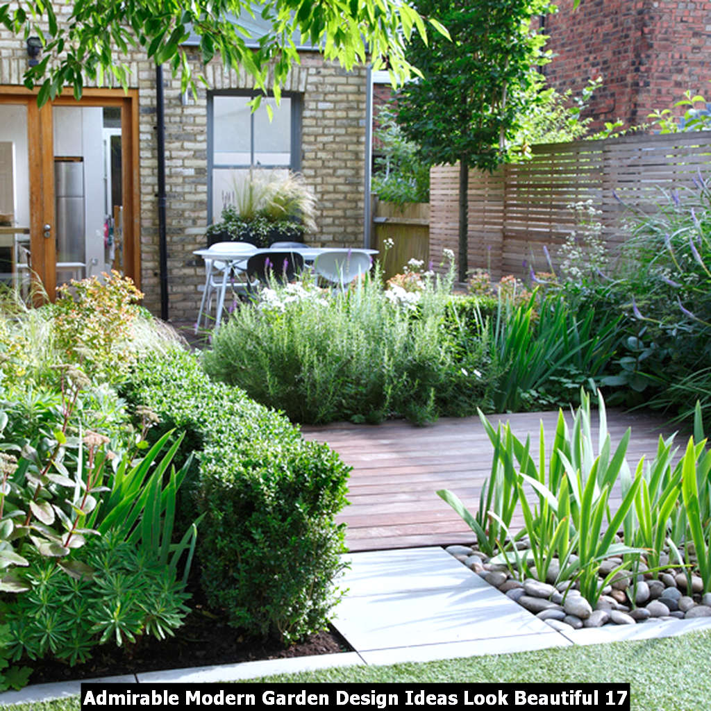 Admirable Modern Garden Design Ideas Look Beautiful Modern Garden Design Modern Garden Simple Garden Designs