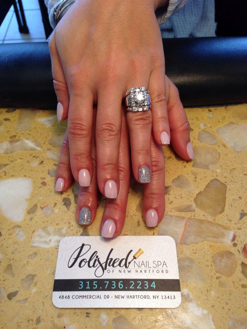 Anc dip on natural nails Polished Nails in New Hartford, NY   Nails ...