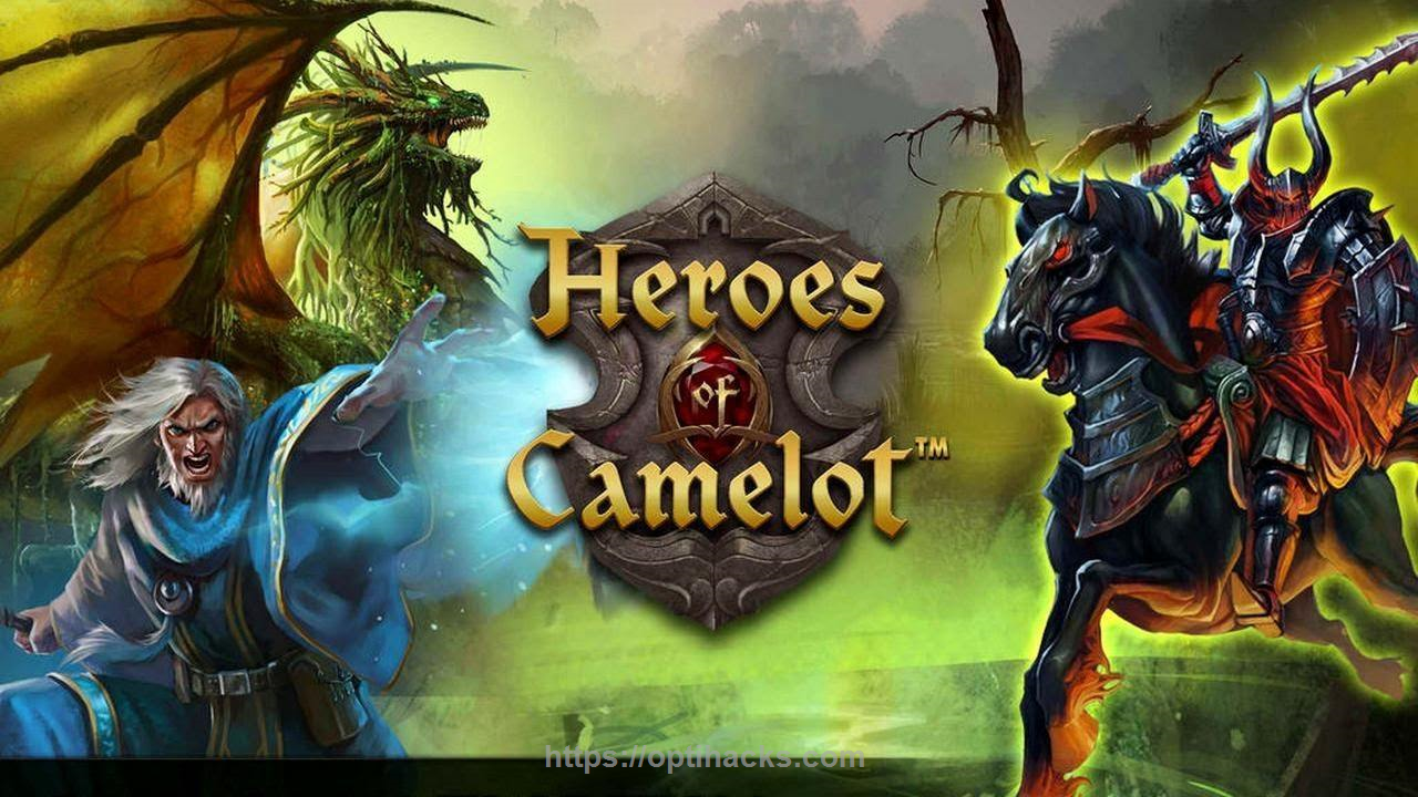 Heroes Of Camelot Hack Join The Best Within The Shortest Time Get It Now Https Optihacks Com Heroes Of Camelot H Hero Battle Card Games Undead Warrior