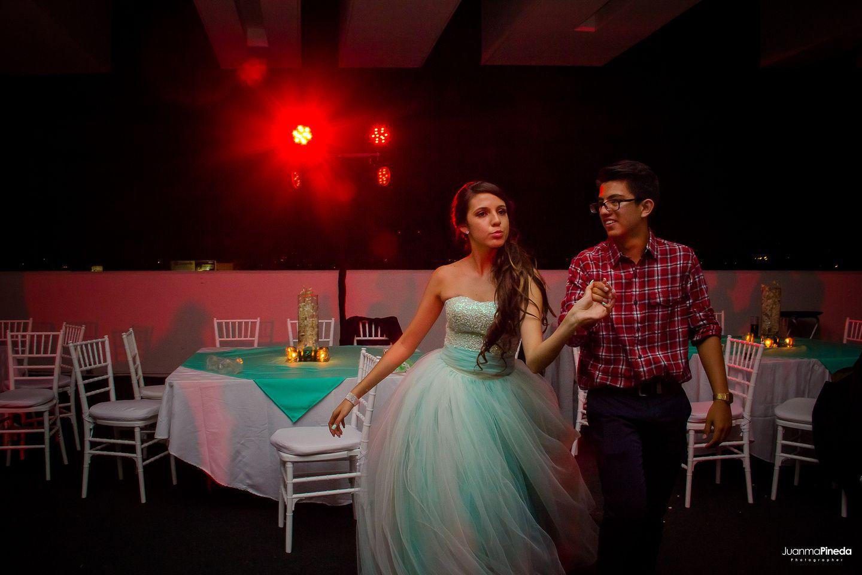 Ana Daniela Terraza Andares Guadalajara Sweet Fifteen Cocktail Dress Fashion