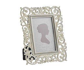 Cornice portafoto da tavolo in resina Marica - 19x23x2 cm