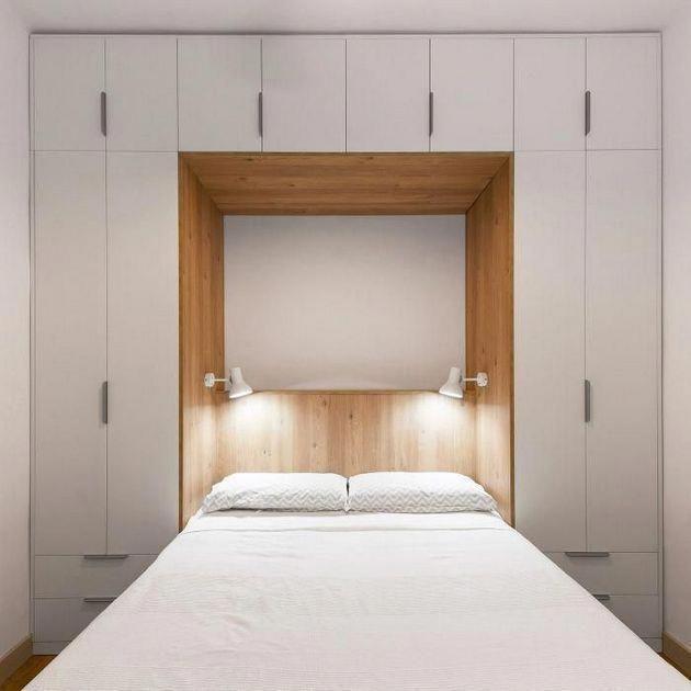 Small Homeinterior Ideas: 90 Stylish Premium Mid-Sized Modern Master Bedroom