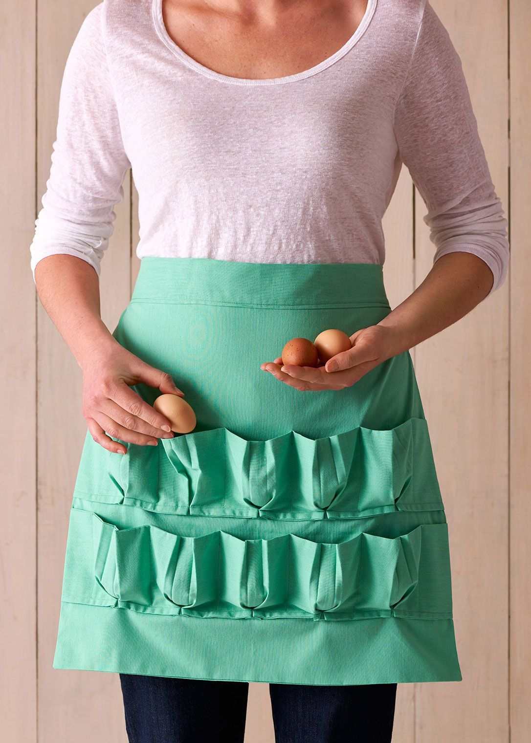 It\'s not just an apron – it\'s an egg-pron! This unique and ...