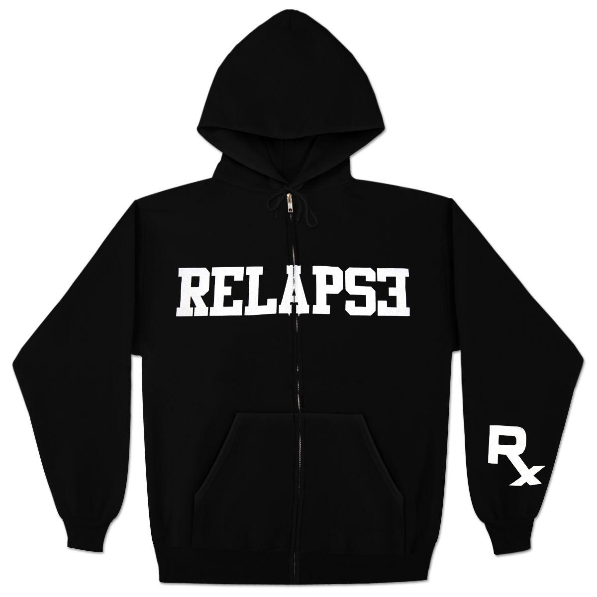 638dd487a6b Eminem Relapse Zip Hoodie  70.00