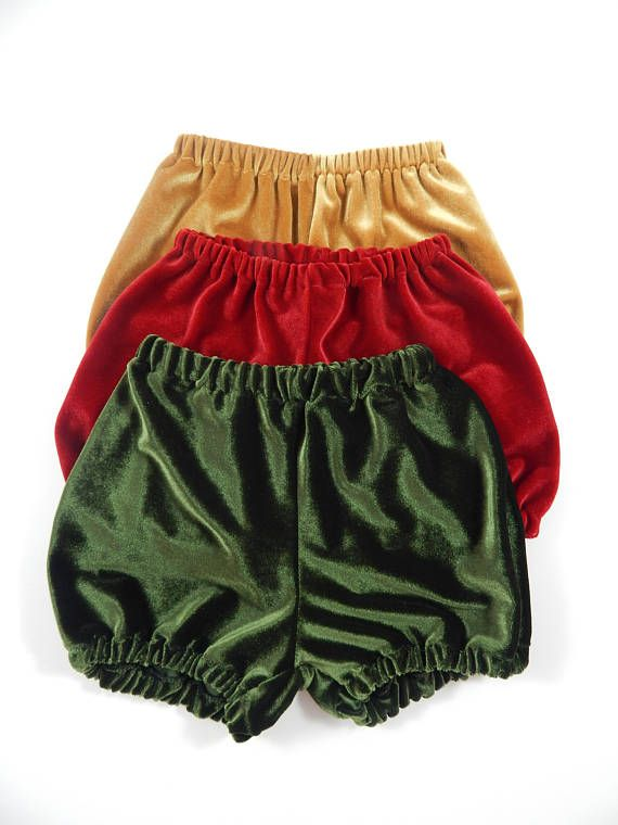 Super Soft Stretch Velvet Bloomers Are Hand Wash Or Machine Wash On