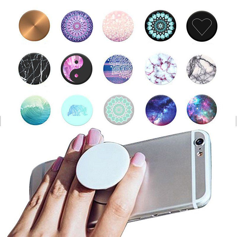 21012b5eafe62a PopSockets Expanding Phone stand Pop Socket Mount for Smartphones and  Tablets for iphone samsung huawei popsocket stretch Finger