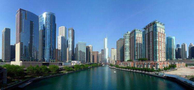 Disfrutar del agua en Chicago