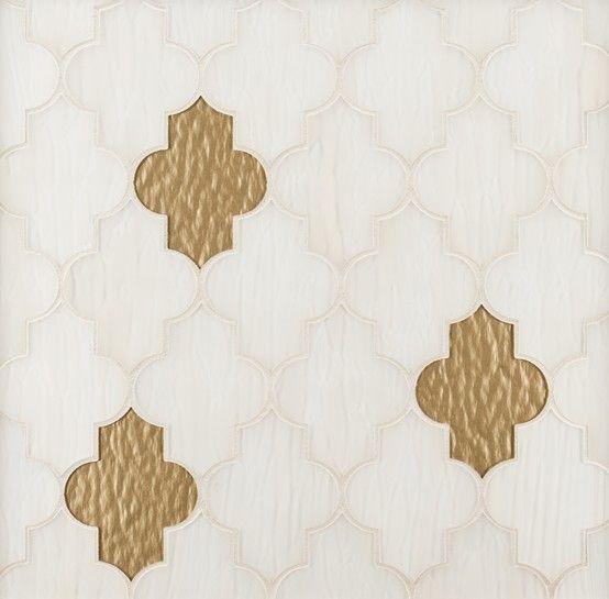 Ann Sacks Mosaic Bathroom Tile: ANN SACKS Chrysalis Marrakech Glass Mosaic In Spirit And