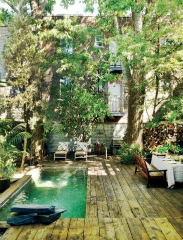These Stunning City Gardens Have Us Green With Envy | Garden ideas ...