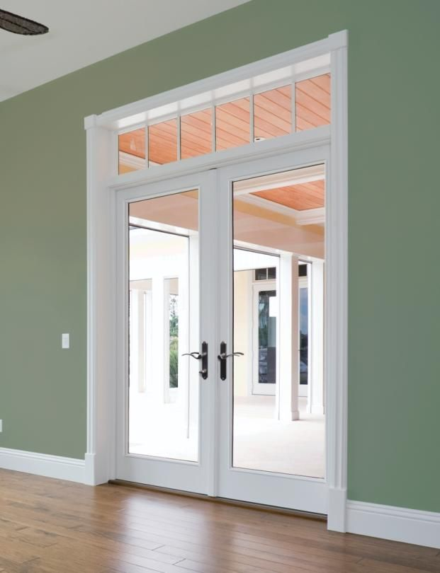 Get Into The Swing With A Hinged Patio Door Patio Doors