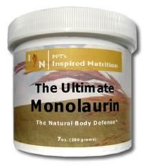 Inspired Nutrition's Ultimate Monolaurin   nice price! MRSA, C  dif