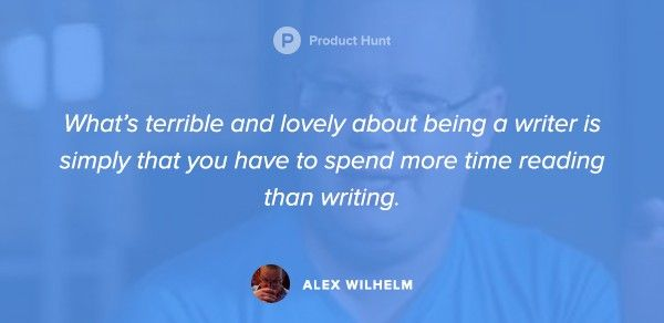 11 Successful Writers Share Their Writing Routines — Product Hunt — Medium