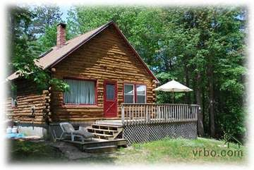 Someday we'll have our own little cabin in the woods of Arrowhead :)