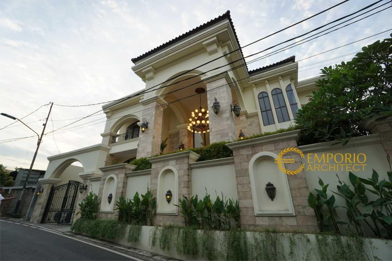 Mrs. Atik Private House Design - Jakarta