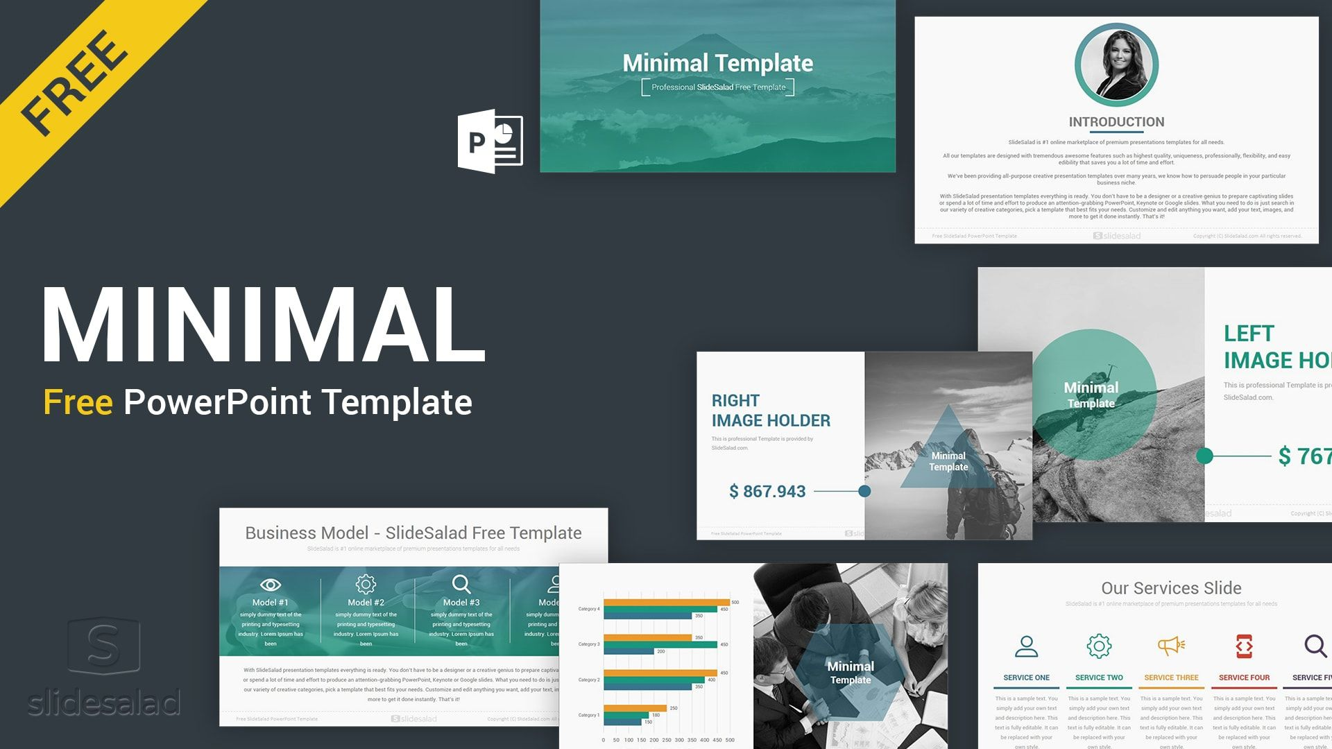 Best Free Presentation Templates Professional Designs 2020 within ...