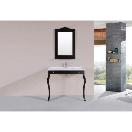 40 Inch Marina Espresso Single Traditional Ada Bathroom Vanity Amazing 40 Inch Bathroom Vanity Inspiration Design