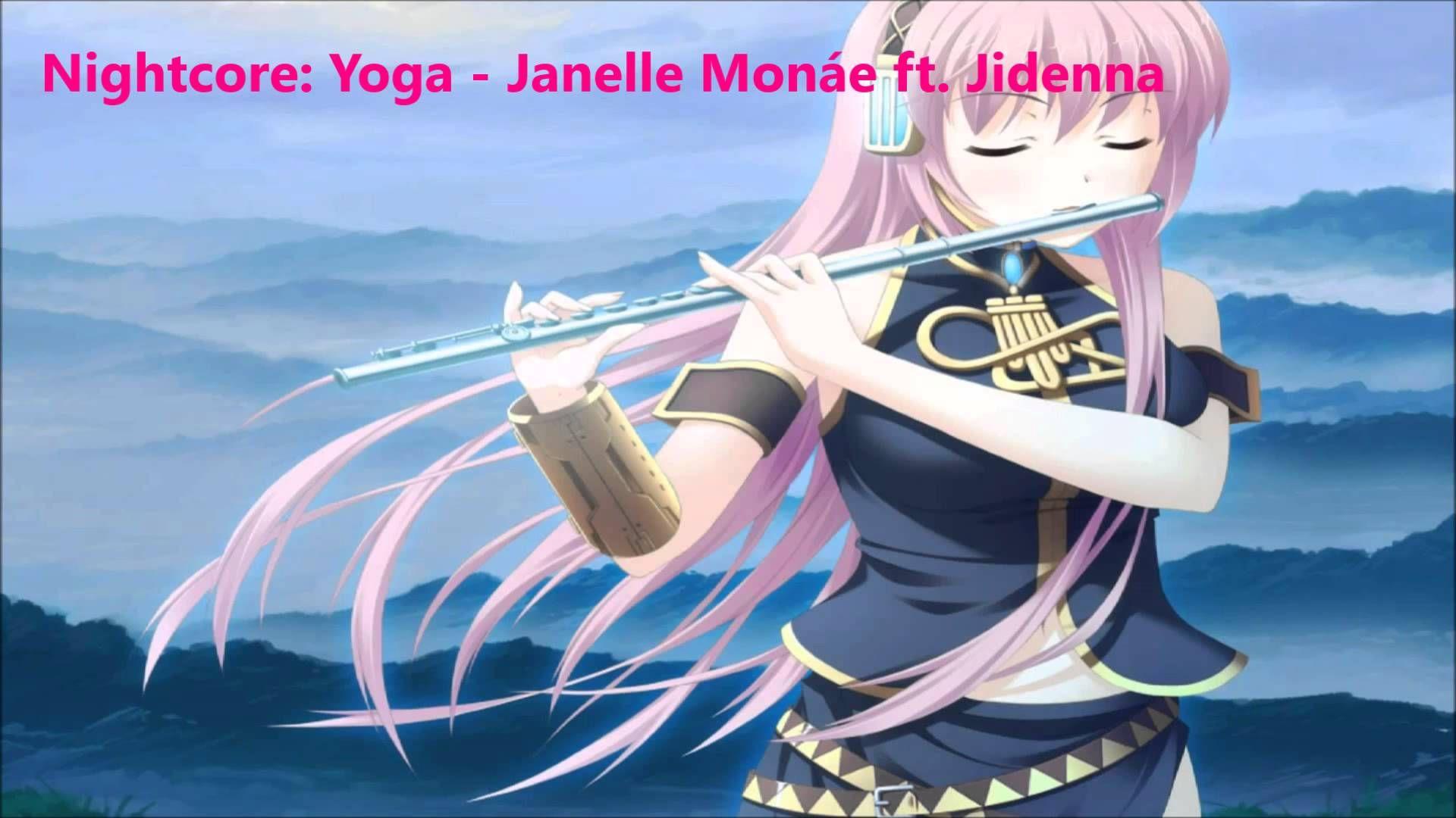 Nightcore Yoga Nightcore Anime Honey The Cat