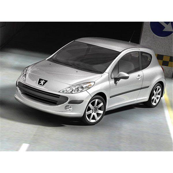 Peugeot 207 3d - 3D Model