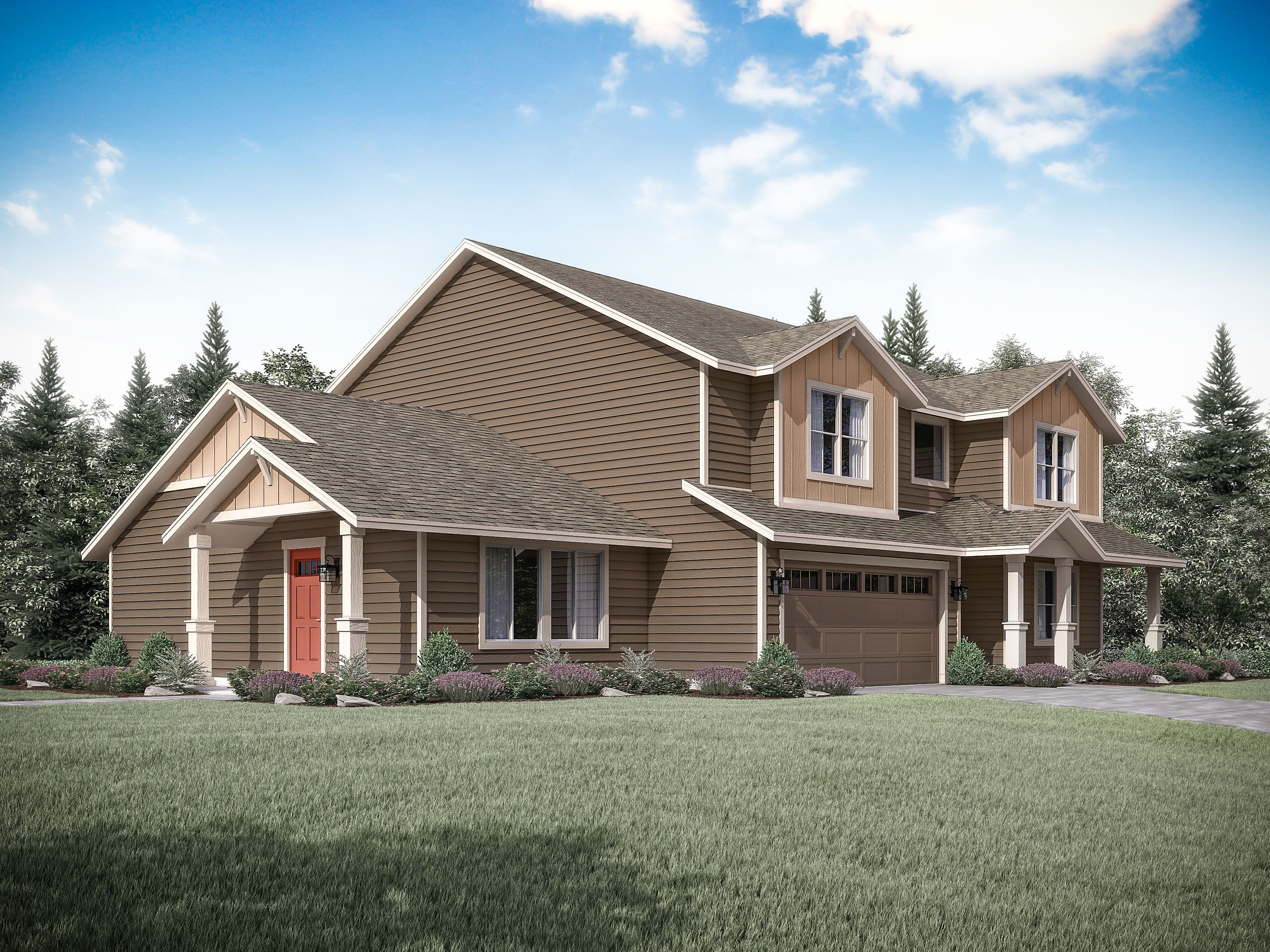 Why A Multigenerational Floor Plan Is A Perfect Fit For Your Family With Images Floor Plans Custom Home Builders House Plans