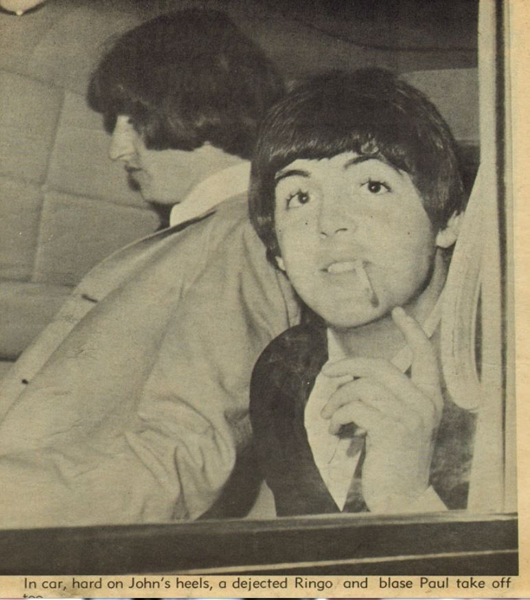 23rd August 1965.