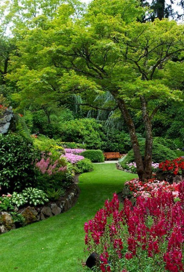 Https Www Facebook Com Funatureandall Photos A 175547059265003 1073741828 175525735933802 1210063849146647 Small Garden Design Butchart Gardens Garden Design