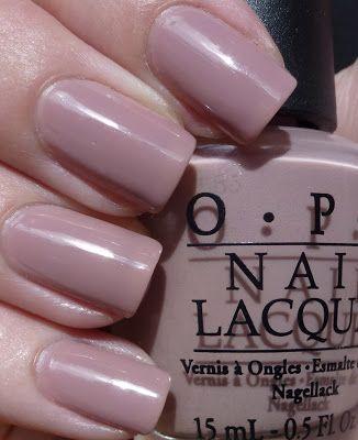 Opi Mauve Nail Polish