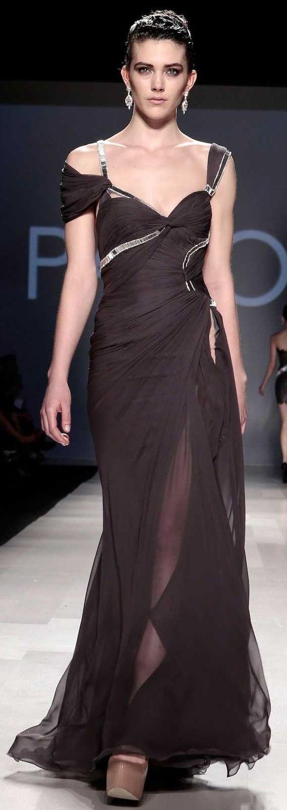 Pavoni red carpet fashion pinterest couture designer gowns